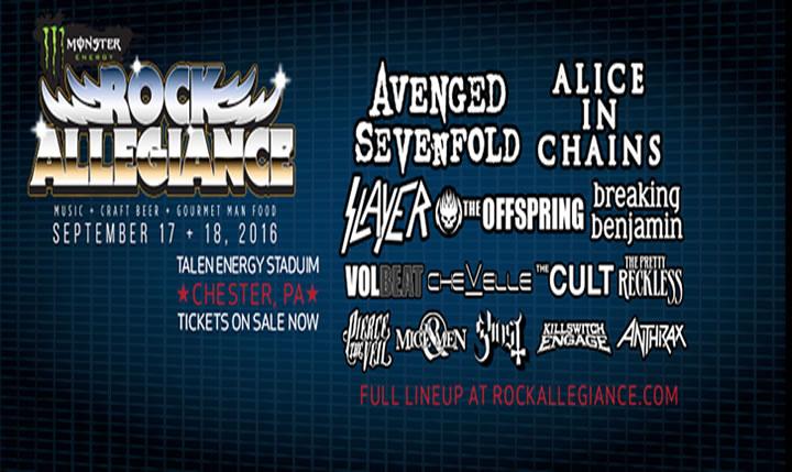 Rock Allegiance Festival