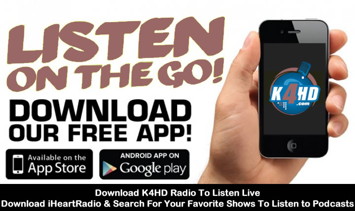 Are you on a mobile device? Download the K4HD Radio App in Apple or Google Play Store