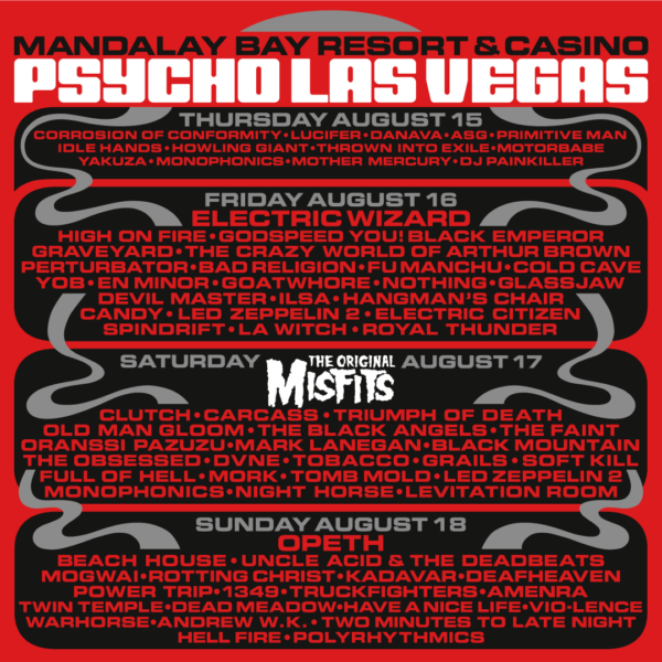 Psycho L:as Vegas